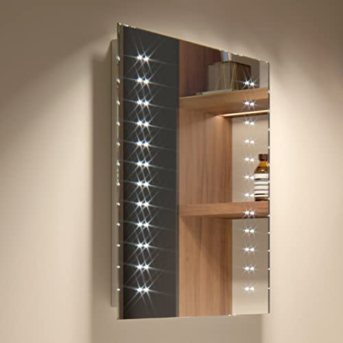 My-furniture Opticon Illuminated LED Bathroom Mirror