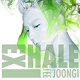 イ・ジュンギ 「EXHALE」 Type-A