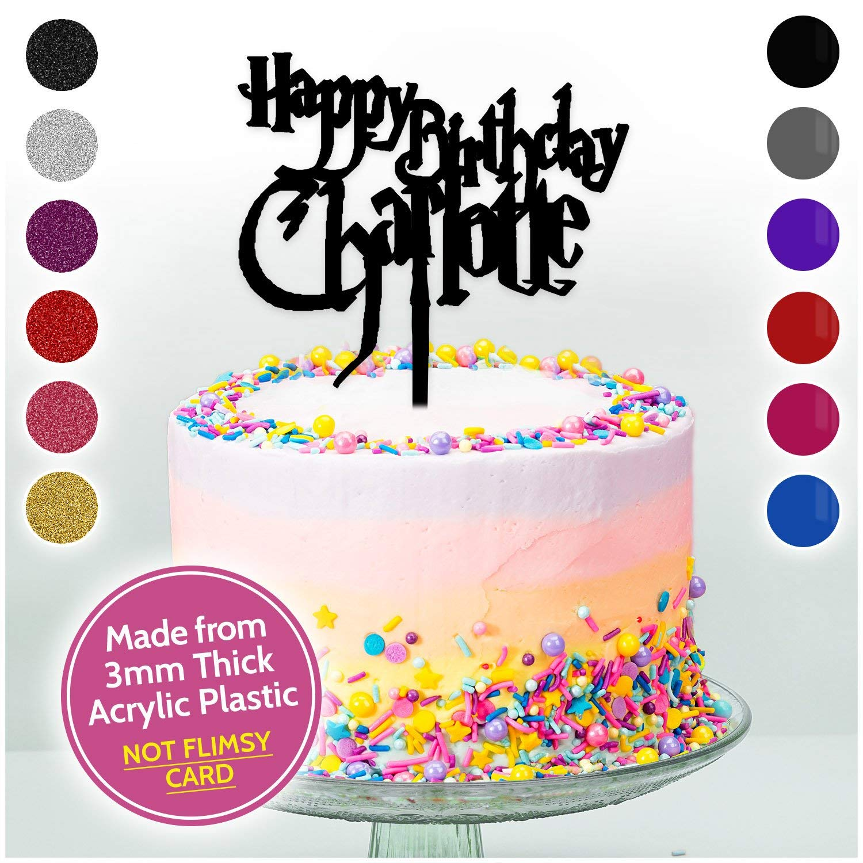 Diamond Numbers Cake Topper For Wedding Anniversary Birthday Party RuiChy BHBA274