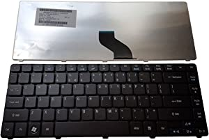 Notebook Keyboard for Acer Aspire 3410 3750 3810 3811 3820 3935 4235 4240 4251 4253 4410 4535 4540 4551 4552 4553 4560 4625 4733 4735 4736 4738 4740 4741 4743 4745 4752 4810 4820 4935 US Black keypad