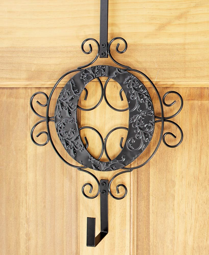LTD Monogram Wreath Hanger, O by LTD