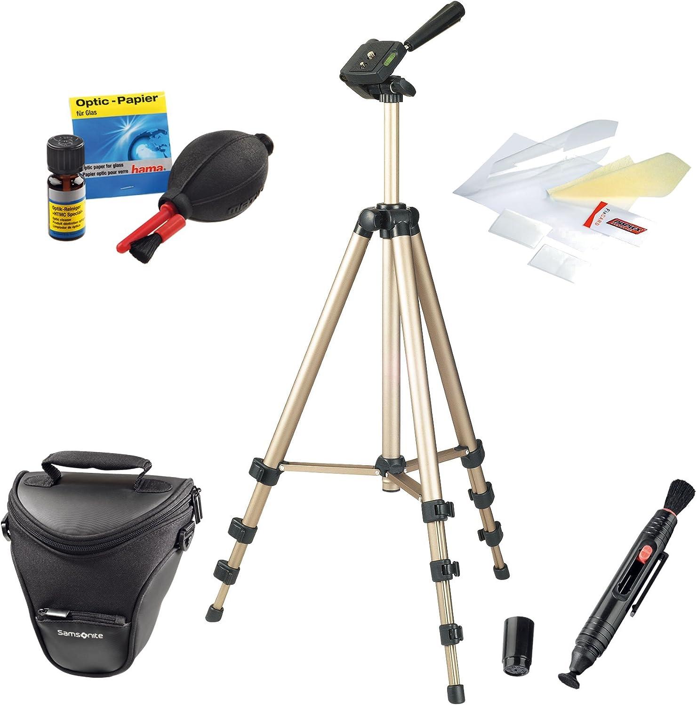 Hama 3A005929 - Accesorios básicos para cámaras réflex (5 Piezas ...