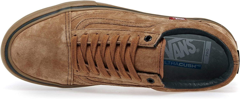 Vans Old Skool Pro Shoes 42 EU Anti Hero Cardiel Camel