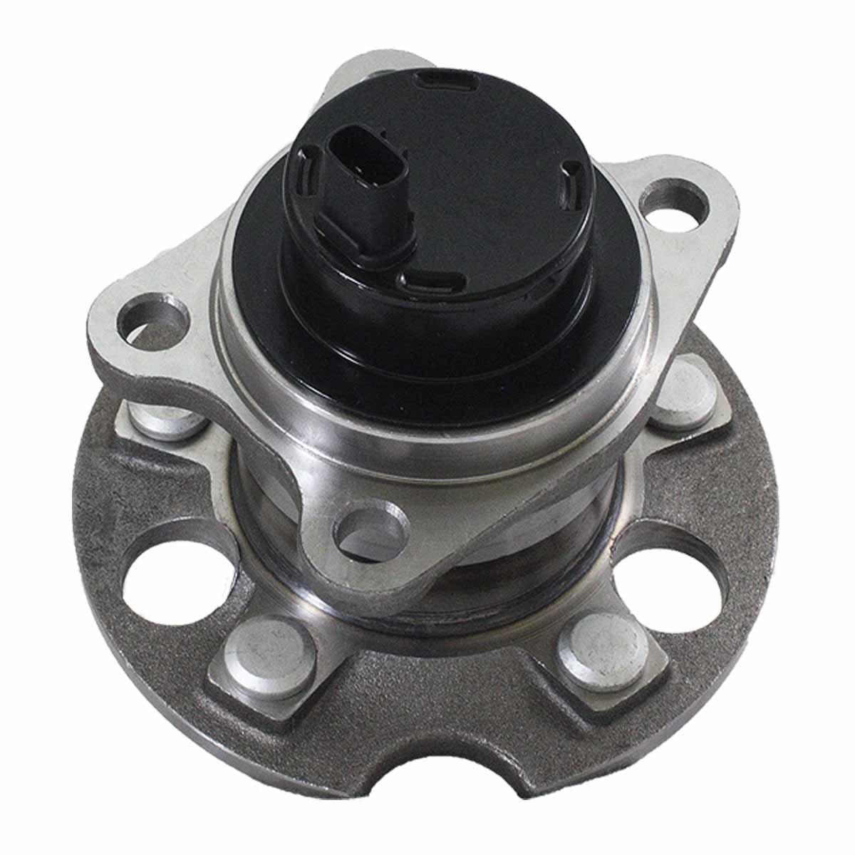 AF512282 x1 Rear Left Wheel Bearing Hub Assembly FWD For 04-06 RX330 07-09 RX350 06-08 RX400H 04-07 HighLander