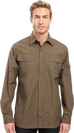 Fjallraven Camisa Sarek Trekking para Hombre