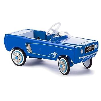 Hallmark QEP2129 Kiddie Car Classics 1965 Ford Mustang Pedal Car