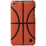 Trexta Sports Series Snap-On Leather Case for iPod touch 4G (Basketball)