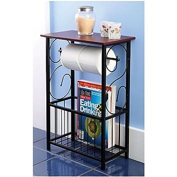 Amazon.com: GRAMERCY Scroll Design BATHROOM Table: Home & Kitchen