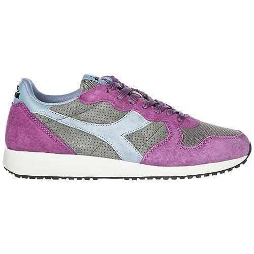 Diadora Zapatillas Deportivas Hombre Dusty Violet 42 EU: Amazon.es: Zapatos y complementos