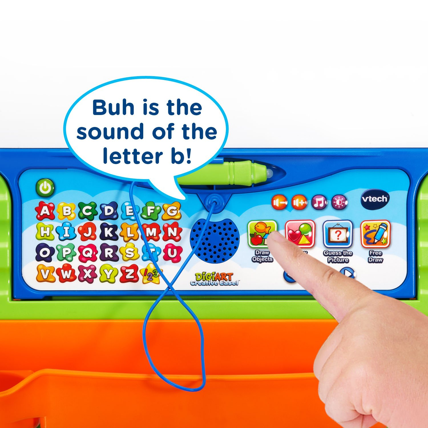 VTech DigiArt Creative Easel (Frustration Free Packaging) by VTech (Image #5)
