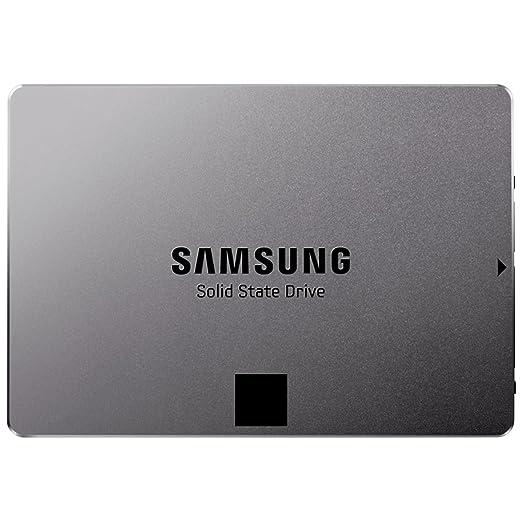 """4686 opinioni per Samsung MZ-7TE250BW SSD 840 EVO, 250GB, 2.5"""" SATA III, Nero/Antracite"""