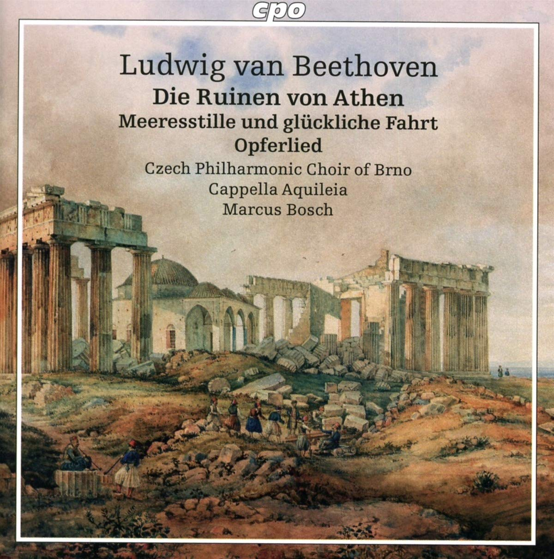 Beethoven : Musique de scène, vol. 1. Wilson, Bailey, Von Krosigk, Bosch.