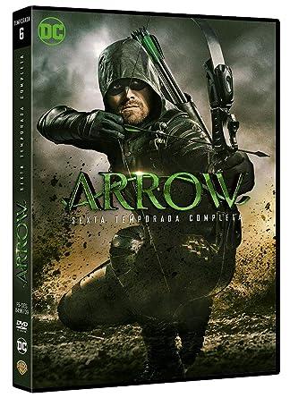 Arrow Temporada 6 [DVD]: Amazon.es: Stephen Amell, Katie ...