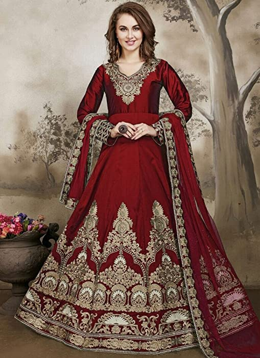 Amazon com: Ethnicwear New Latest Collection Indian