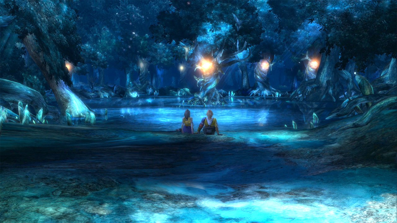 FINAL FANTASY X|X-2 HD Remaster - PlayStation Vita by Square Enix (Image #8)