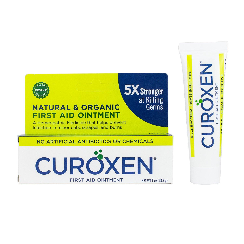 CUROXEN All-Natural & Organic First Aid Ointment, 1.0oz
