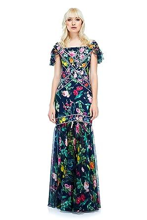 3bdc74df698 Tadashi Shoji Renee Gown at Amazon Women s Clothing store