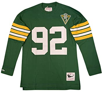 new arrival 6d7e3 21329 Amazon.com : Mitchell & Ness Reggie White Green Bay Packers ...
