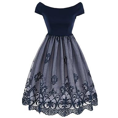 Damen kleid 50er jahre