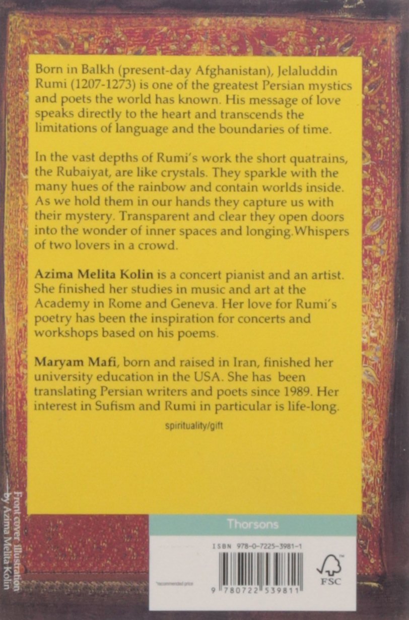 Rumi: Whispers of the Beloved: Whispers of the Beloved: Amazon.de ...
