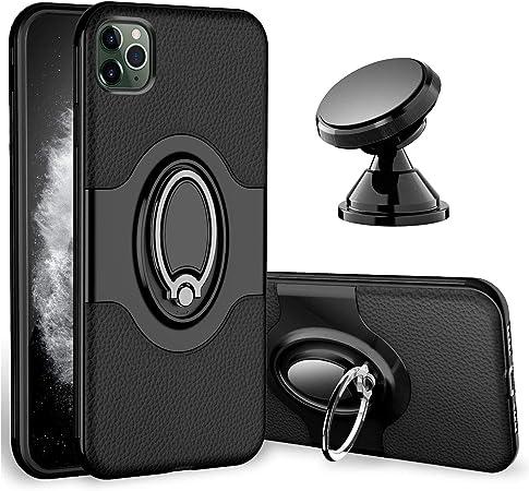 Esamcore Iphone 11 Pro Max Case Ring Holder Stand Elektronik