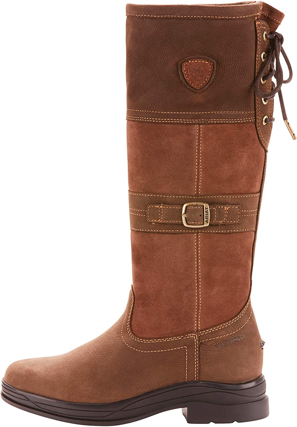 Ariat Langdale H20 Womens Country Boots Java