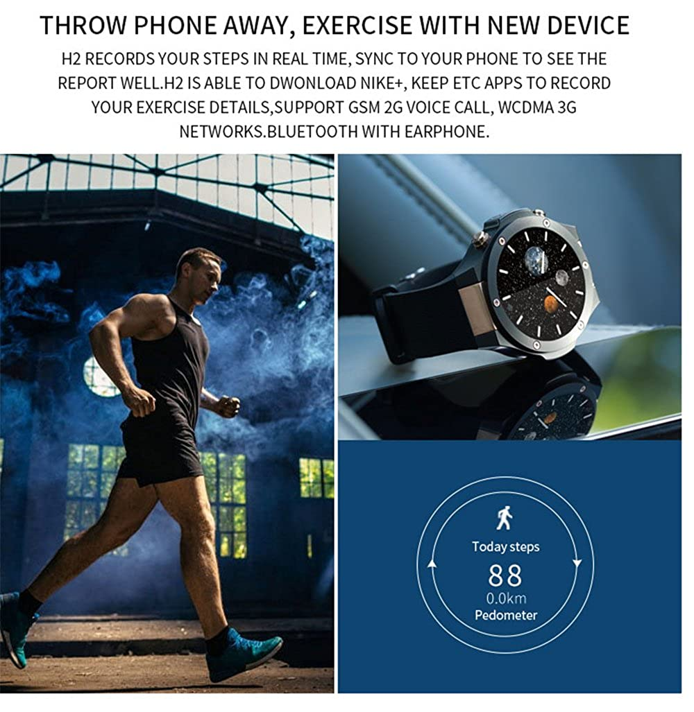 Reloj - Mircowear - Para - Mircowear H2 B: Amazon.es: Relojes