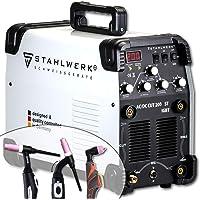 STAHLWERK AC/DC TIG 200 Plasma ST IGBT