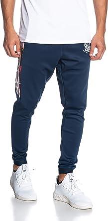 Sik Silk S/S - Pantalon, Marino, S: Amazon.es: Ropa y accesorios