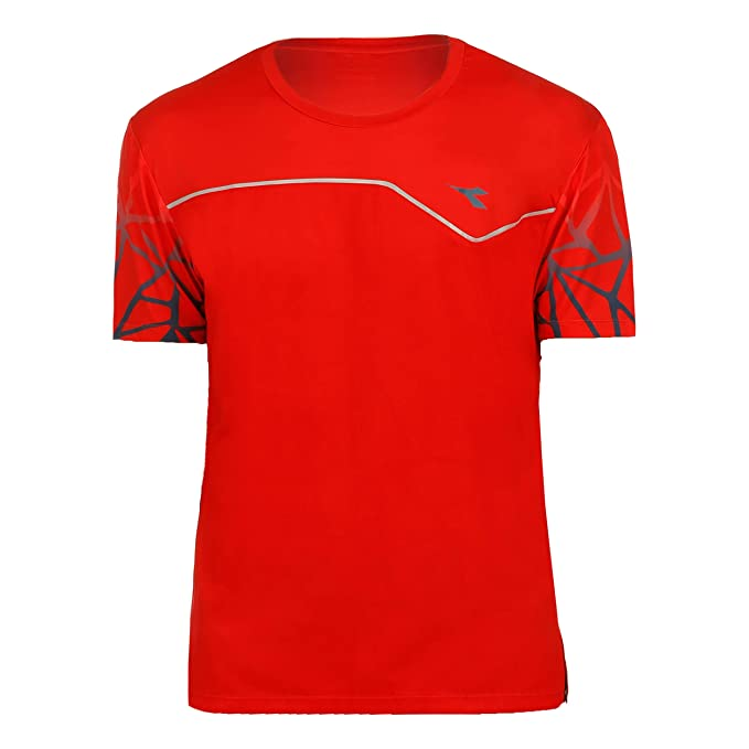 Diadora Clay Sun Lock, T Shirt Uomo