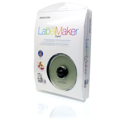 Memorex LabelMaker CD/DVD - Etiquetas de impresora (CD/DVD ...