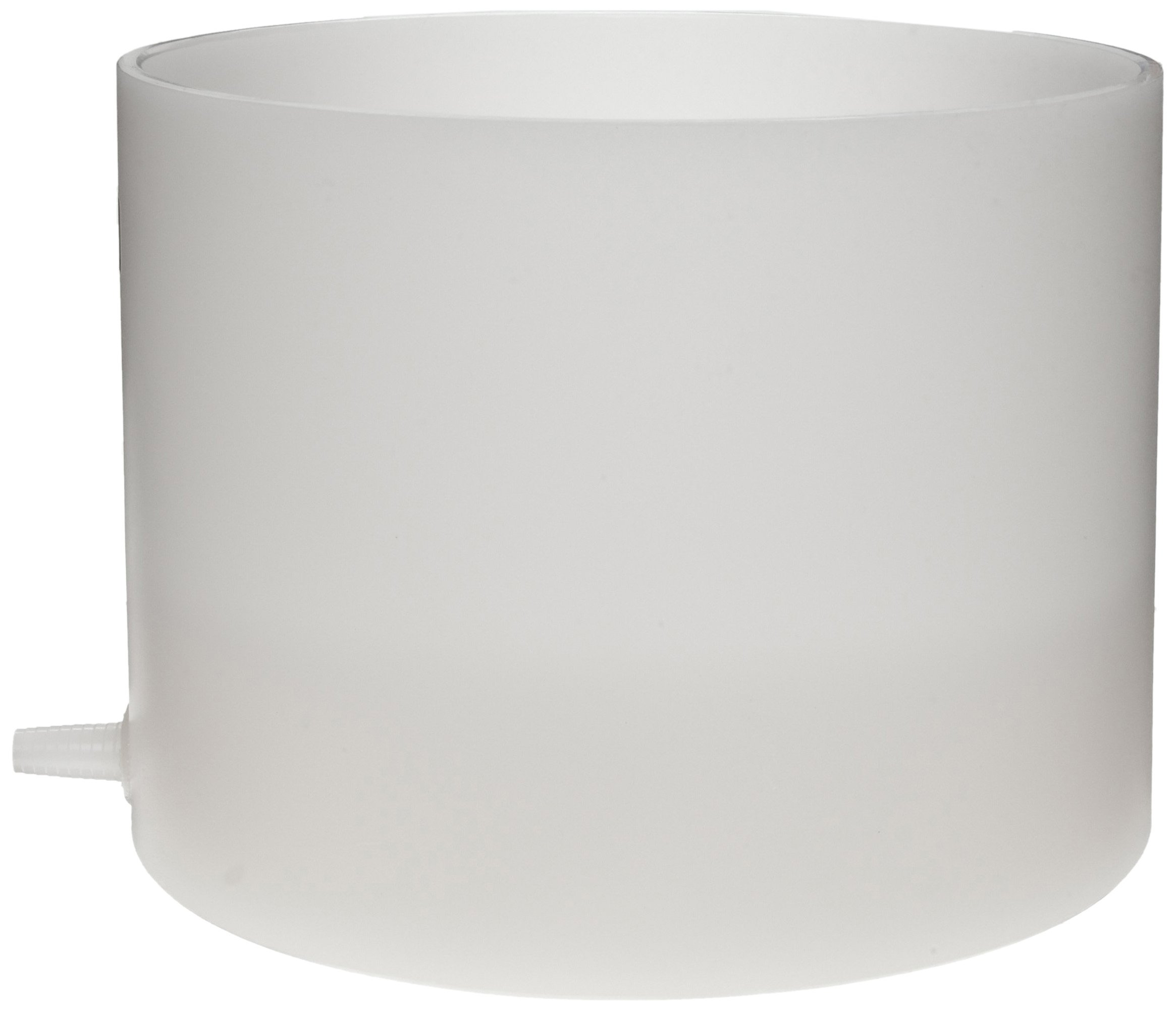 Bel-Art Polyethylene Buchner Table-Top Funnel with Coarse Porosity Fixed Plate; 18 in. I.D, 11.5 in. Height (H14621-0000)