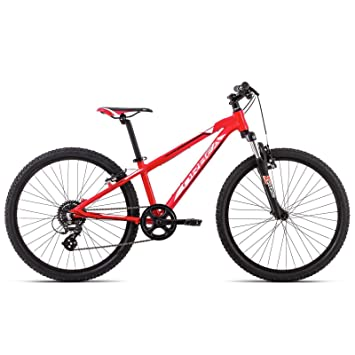 3e6b3791727 Orbea MX 24 XC 15 Red and White 8 Gang 24 Inch Mountain Bike for Children,  D00620 N7: Amazon.co.uk: Sports & Outdoors