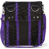 Corset Sling Bag Purse Goth Vamp Rockabilly Punk Deathrock Anime Cosplay