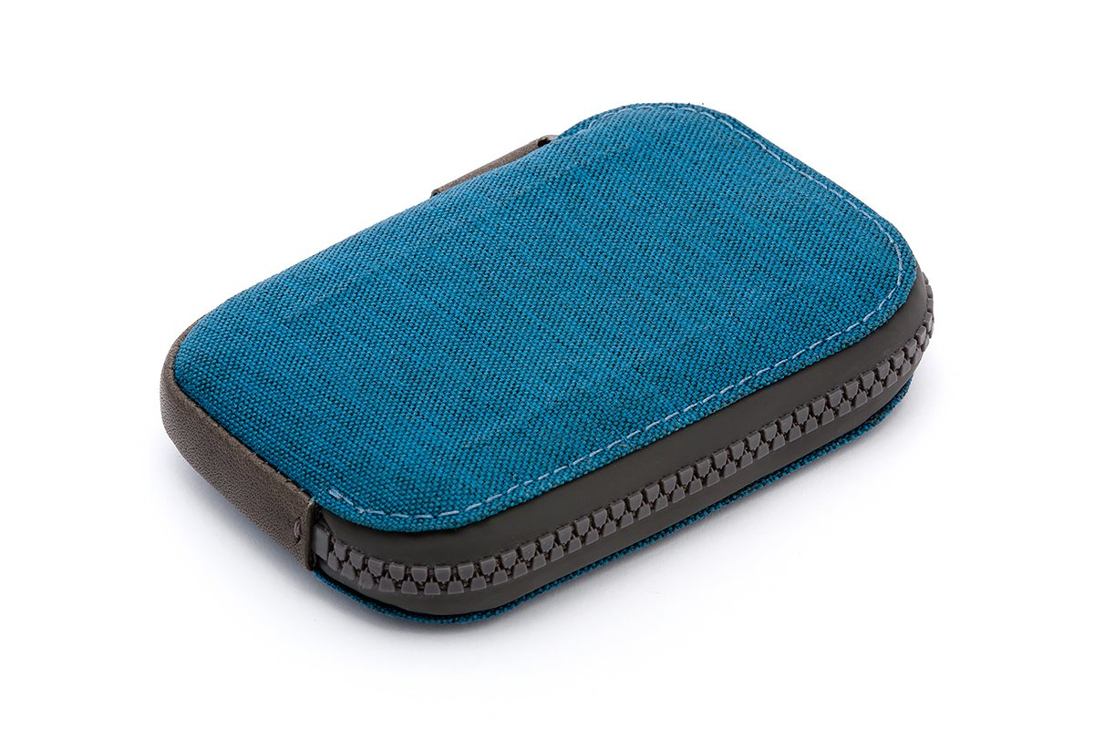 Bellroy All Conditions Wallet Blue - Woven WAWA-Blue-Woven