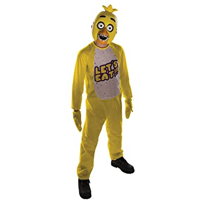 Rubie's Costume Five Nights at Freddy's Tween Chica Costume Set: Toys & Games