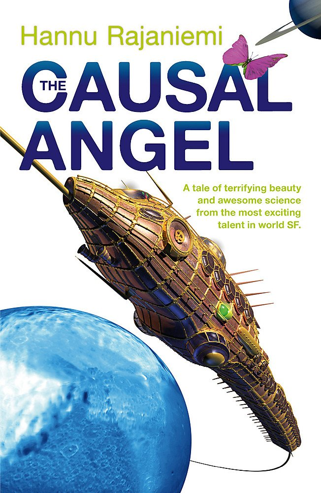 The Causal Angel (Quantum Thief 3)