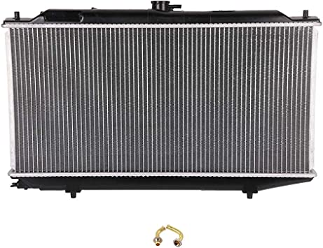 For Honda CRX Civic 1988-1991 OE A//C Evaporator Core Serpentine