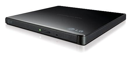 LG GP65NB60 External DVD Writer (Black)