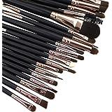 20pcs Make Up Sets Soft Powder Foundation Eyeshadow Eyeliner Lip Makeup Brushes by Broadfashion