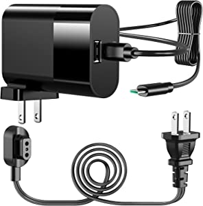 SoulBay 65W USB Type C Laptop Charger with Power Delivery for Lenovo Thinkpad Yoga, HP Spectre x360, Dell XPS 12 13, MacBook, Asus USB-C Power Adapter Replacement, Desk & Wall Socket Dual Purpose