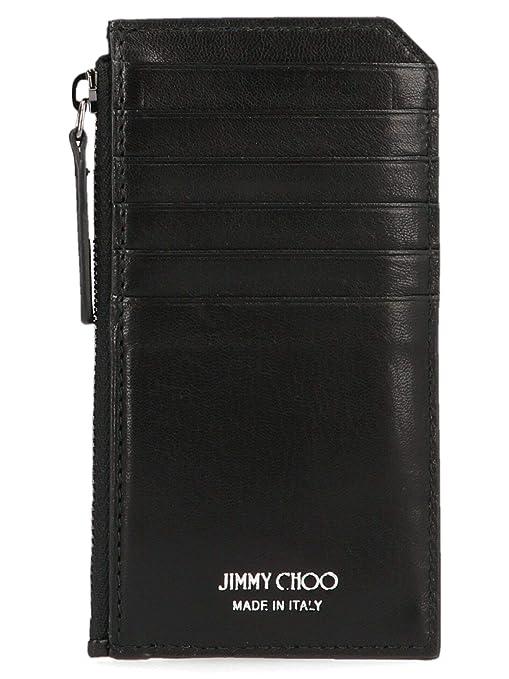 Jimmy Choo Luxury Fashion Hombre CASEYBLSBLACKGUNMETAL Negro ...