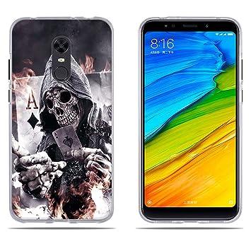 DIKAS Xiaomi Redmi 5 Plus/Xiaomi Redmi Note 5 (5.99
