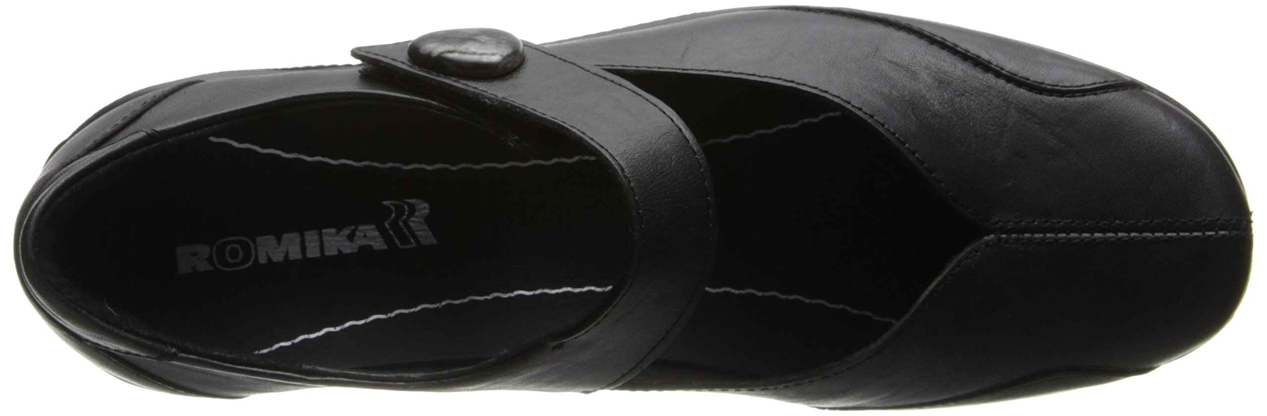 Romika Women's Citylight 87 Mary Jane Flat,Black,39 BR/8-8.5 M US by Romika (Image #8)