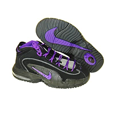 8fa3764d4faa8 Nike Air Max Penny 1 Sneaker Black 6.5y: Amazon.co.uk: Shoes & Bags