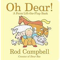 Image for Oh Dear!: A Farm Lift-the-Flap Book (Dear Zoo & Friends)