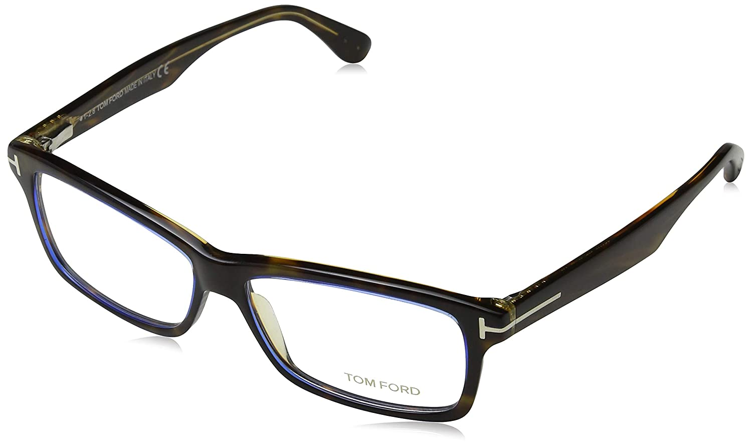 acf061ba6b Amazon.com  Tom Ford Unisex Ft5146 56Mm Optical Frames  Clothing