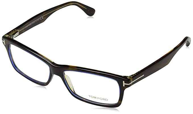 373ed4577f Amazon.com  Tom Ford Unisex Ft5146 56Mm Optical Frames  Clothing