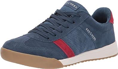 Skechers Women's Zinger-Suede Retro Trainer Sneaker