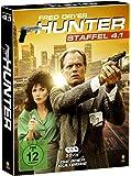 Hunter - Gnadenlose Jagd (Staffel 4.1 auf 3 DVDs im Digipack mit Schuber plus Episodenguide)
